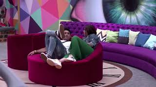 Bigg Boss 13 unseen undekha | Shehnaaz and Sidharth discuss about the schemes and plotting |