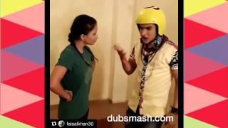 pk dubsamsh by faisal khan   dubsmash troll