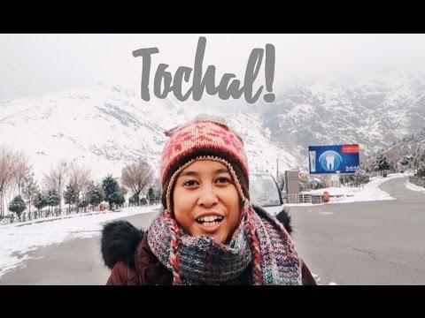 IRAN VLOG #1: TOO COLD! ABORT! ABORT!
