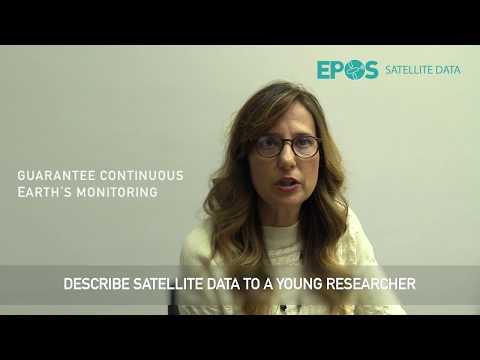 EPOS TCS Satellite Data (WP12 ), Maria Consiglia Rasulo interview, TCS Communication contact person