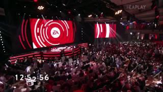 E3 2017. Конференция EA. Way out. Fifa 18, Madden 18, NFS Payback!