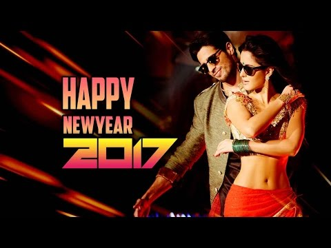 NEWYEAR 2017 Party Night Mix  - Best Bollywood Nonstop DJ Remix 2017