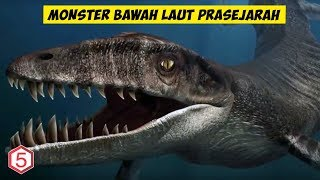 Monster Raksasa Bawah Laut Penguasa Samudera Yang jadi musuh bebuyutan Megalodon