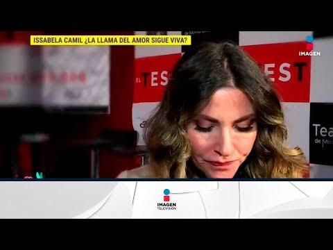 ¡Issabela Camil Se Conmueve Al Recordar Cómo La Enamora Sergio Mayer! | De Primera Mano