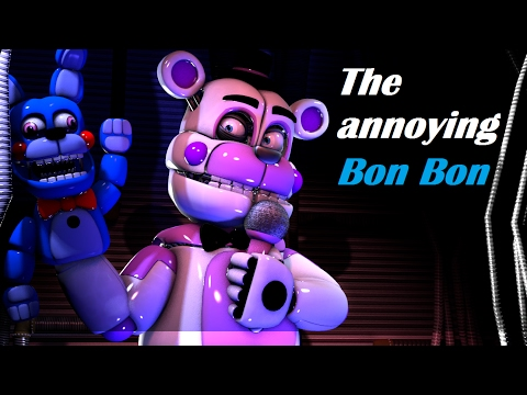 SFM FNAF the annoying bon bon Collab