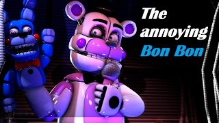 SFM FNAF the annoying bon bon (Collab)