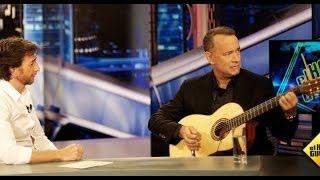 El Hormiguero - Tom Hanks canta 'La vida es una tómbola'