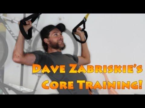 DAVE ZABRISKIE OFF SEASON CORE TRAINING
