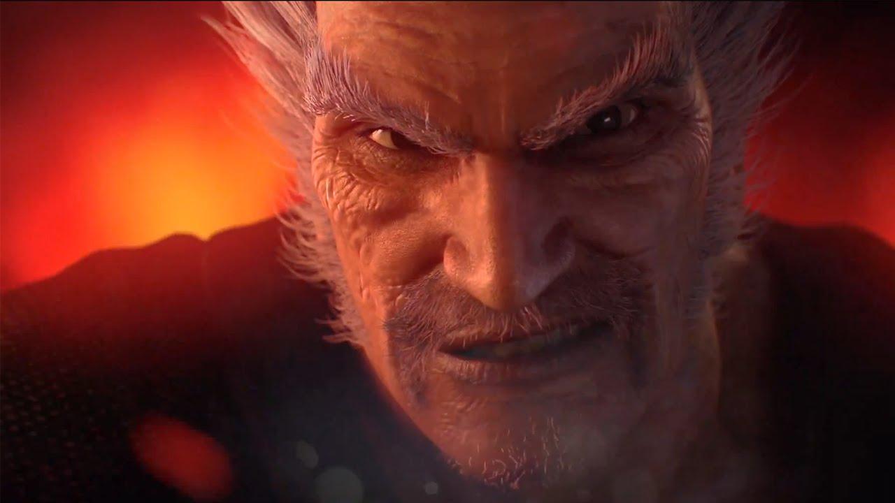 Tekken 7 Opening Cinematic Youtube