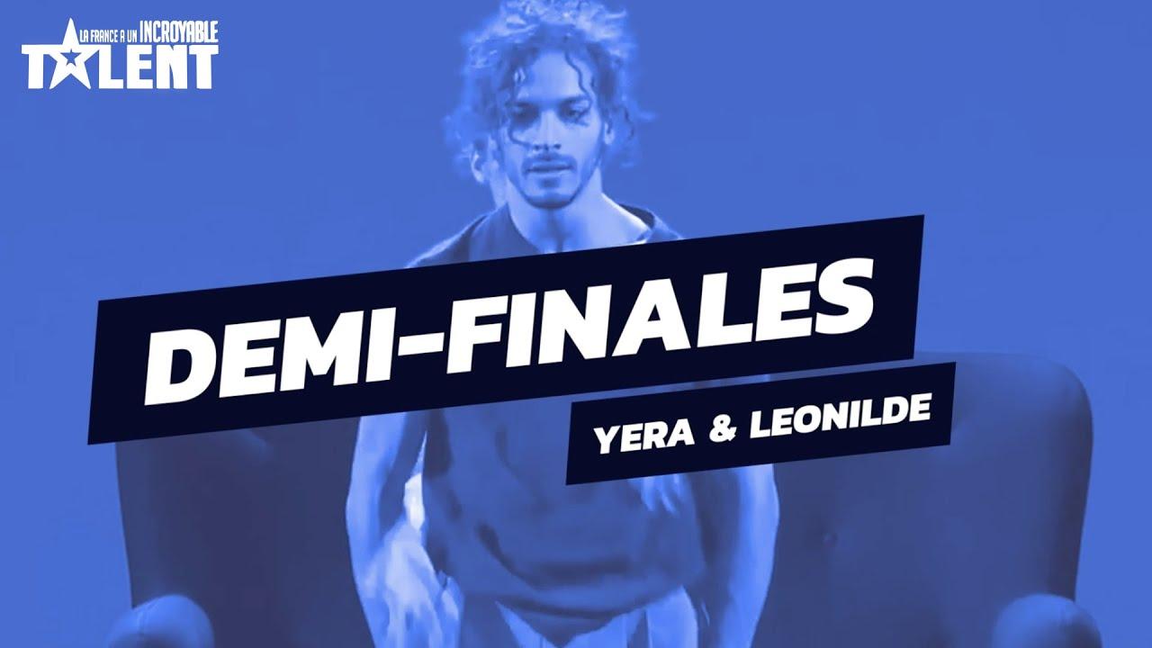 SEMI FINALS  | Yera & Leonilde illustrate couple relationship through AMAZING Dance