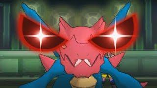 The Lego Dragon | Pokemon Ultra Sun & Moon Wifi Battle