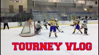 Travel Vlog- Syracuse Hockey Tourney