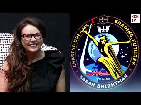 Sara Brightman Interview - Space Fitness
