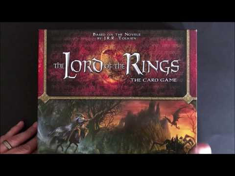 Perdido Key Gaming - The Lord of the Rings Card Game |