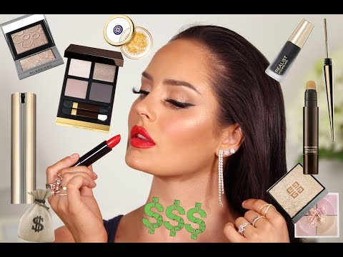 APPLYING $1,400 WORTH OF MAKEUP! Using All My High End Makeup!