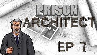 Prison Architect УДО, класс, образование, обучение ч. 7
