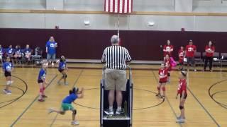 Download Video Mt. Olive Volleyball Association Team Happy Feet vs Fireballs Set 2 MP3 3GP MP4