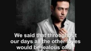 Tamer Ashour - Bayeno Da3 تامر عشور - باينه ضاع  ♥English Subtitles♥ Sad Song