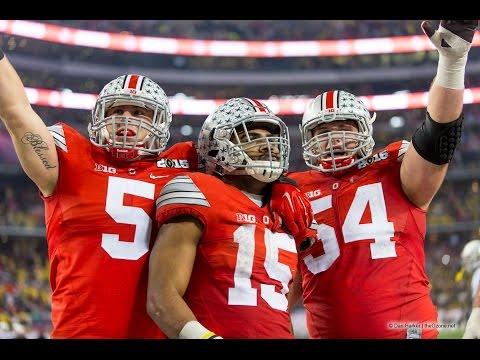 Ohio State 2014-2015 Full Season Highlights