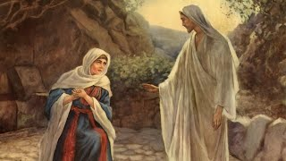 Mary Magdalene, the First Witness