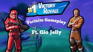 EPICCCCC Fortnite Gameplay Ft. Gio Jelly