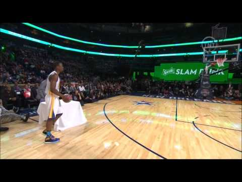 Harrison Barnes - 2014 Sprite Slam Dunk Contest