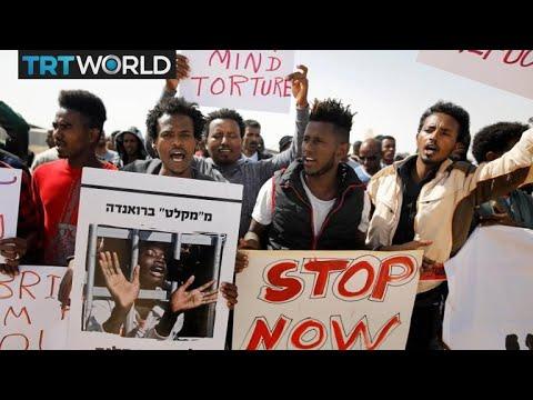 Israeli Migrants: Israel seeks to deport African migrants