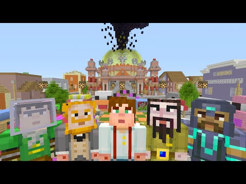 Minecraft Xbox - Murder Mystery - Minecraft Story Mode - I'M THE MURDERER!