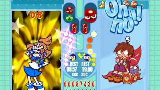 Puyo Pop Fever - Arle vs Strange Klug