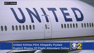 United Airlines Pilot Posted Explicit Pics Of Flight Attendant Online, Feds Charge