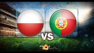 Polska vs Portugalia Liga 11.10.2018 NA ŻYWO