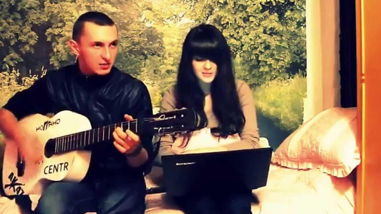 Рэп под гитару Т9 Вдох выдох (cover )