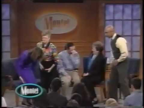 Montel Williams Show Feb 1998 - Deanna and Glenda