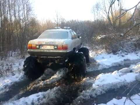 Погрузчик АМКОДОР 134 и АМКОДОР 134-01 шасси Беларус-92П.