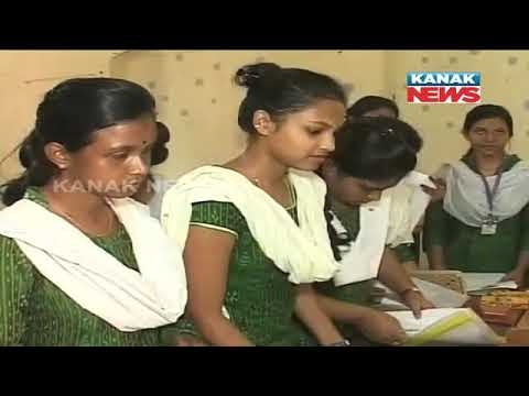 Students' Union Poll: Candidates File Nomination In Sailabala Women's College, Cuttack