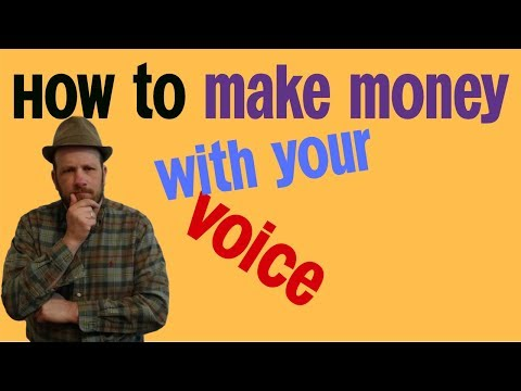 How to Make Money Just from Speaking