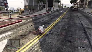 Grand Theft Auto V Gameplay: Killing Bribed Jurors