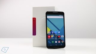 Google Nexus 6 Test - Das Nexus-Phablet | tabtech