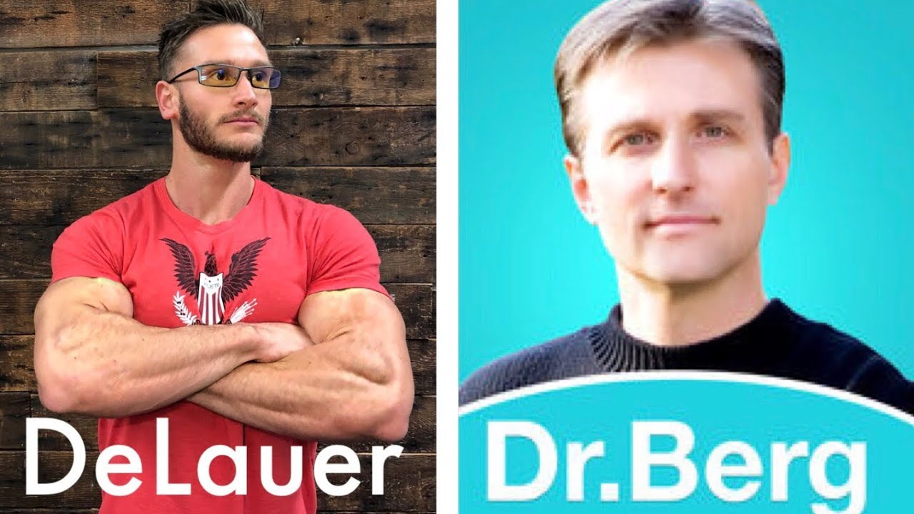 Thomas DeLauer & Dr. Berg Collab: Health & Fitness Review of the Ketogenic Diet - YouTube