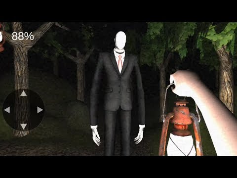 Slenderman The Curse Full Gameplay