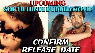 New Upcoming South Indian Movies In Hindi Dubbed | Release Date Confirm