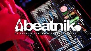 Beatnik (Dj Nikki & Statis) - Dj Set @ Space Raiders - McQueen Shoreditch