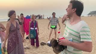Découvrez les plages de Varkala (Inde - Kerala) avec Dessine-moi l'Inde