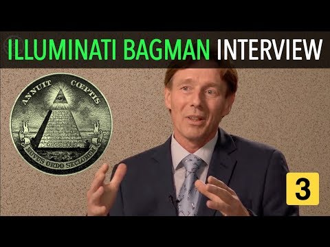 Illuminati Banker Interview: Ronald Bernard [NL/ENG] #3