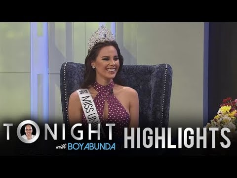 TWBA: Catriona recalls her humble beginnings before she joined pageants