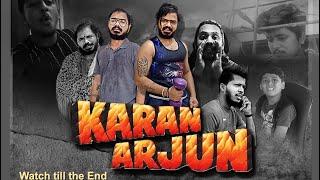 Karan Arjun ft. Fottomaniac & Kunal Vlogs | Comedy Video | Bio Scopers