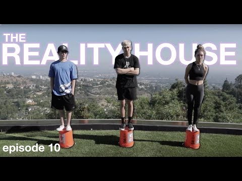 FINALE: Last Youtuber To Leave The Reality House Wins $25,000