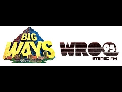 Final Broadcast Of 61 BIG WAYS Radio Sept 82 With DJ Lou Simon