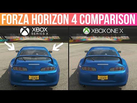 Над Forza Horizon 4 для Xbox Series X | S работала команда Panic Button