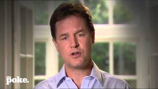 The Nick Clegg Apology Song: I